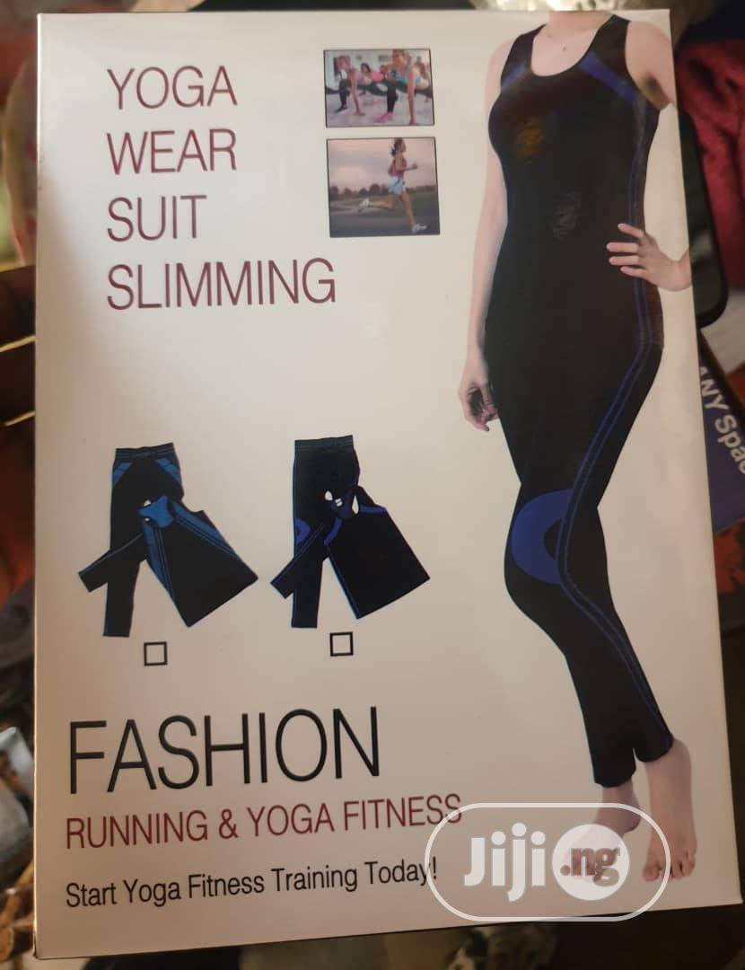 Archive: Yoga Wear Slimming Suit