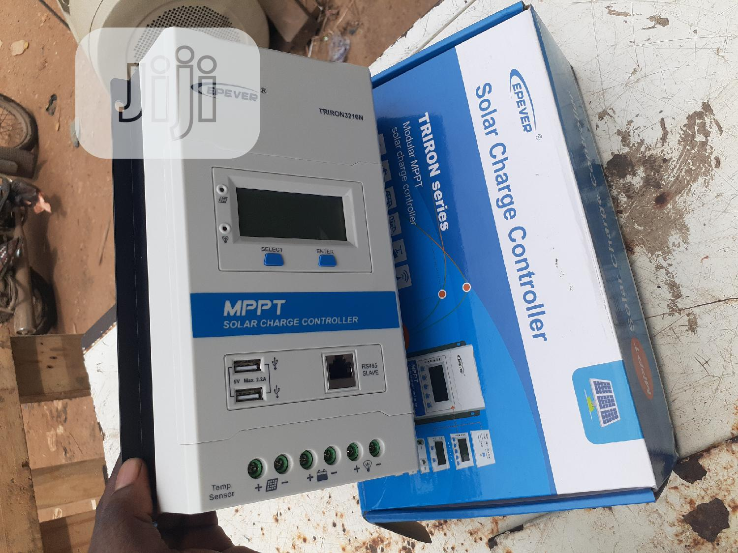 30ah Solar Charger Controllers | Solar Energy for sale in Ojo, Lagos State, Nigeria
