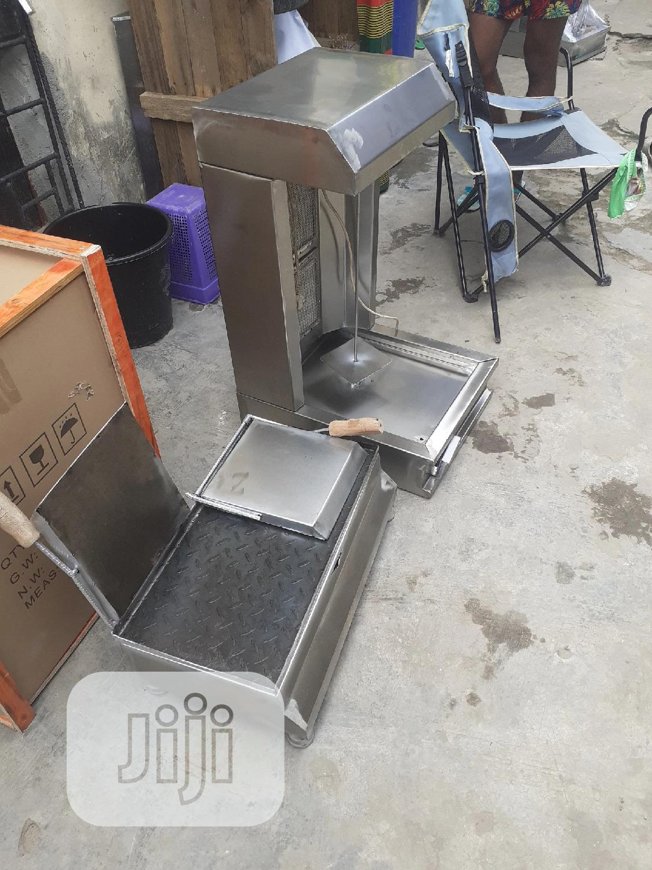 Shawarma Machine And Toaster With 1year Warranty