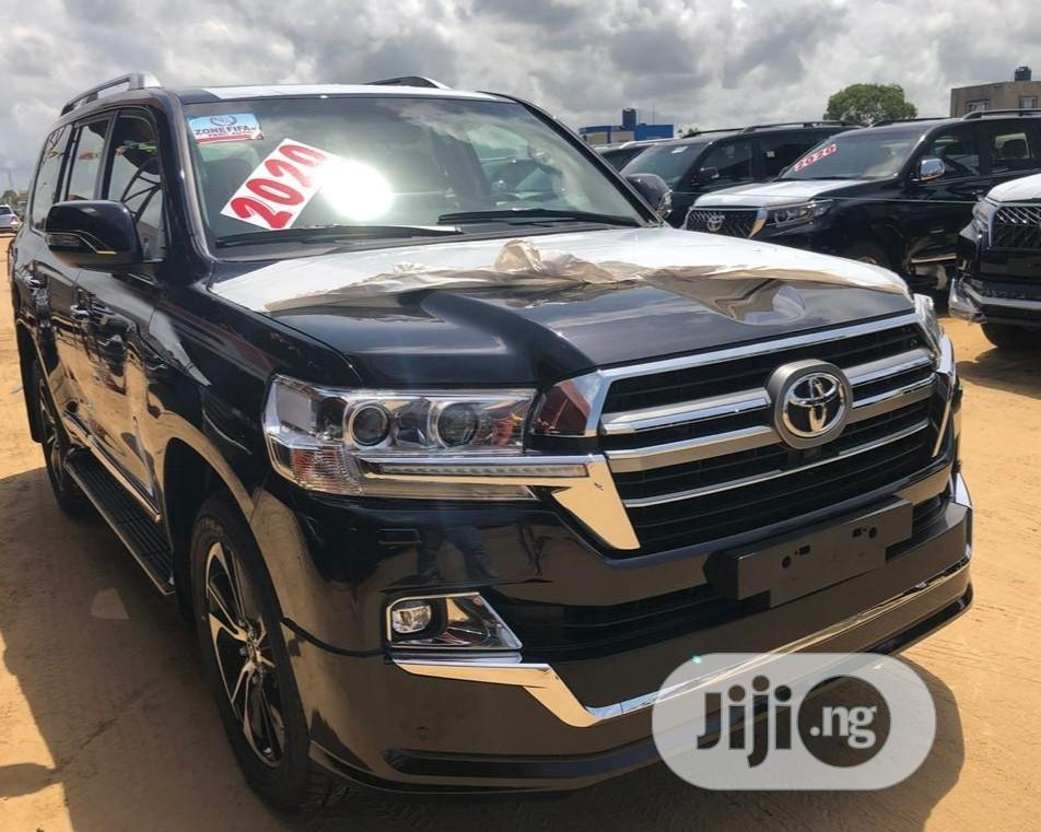 New Toyota Land Cruiser 2020 Black In Wuse 2 Cars Og Autos Jiji Ng For Sale In Wuse 2 Buy Cars From Og Autos On Jiji Ng