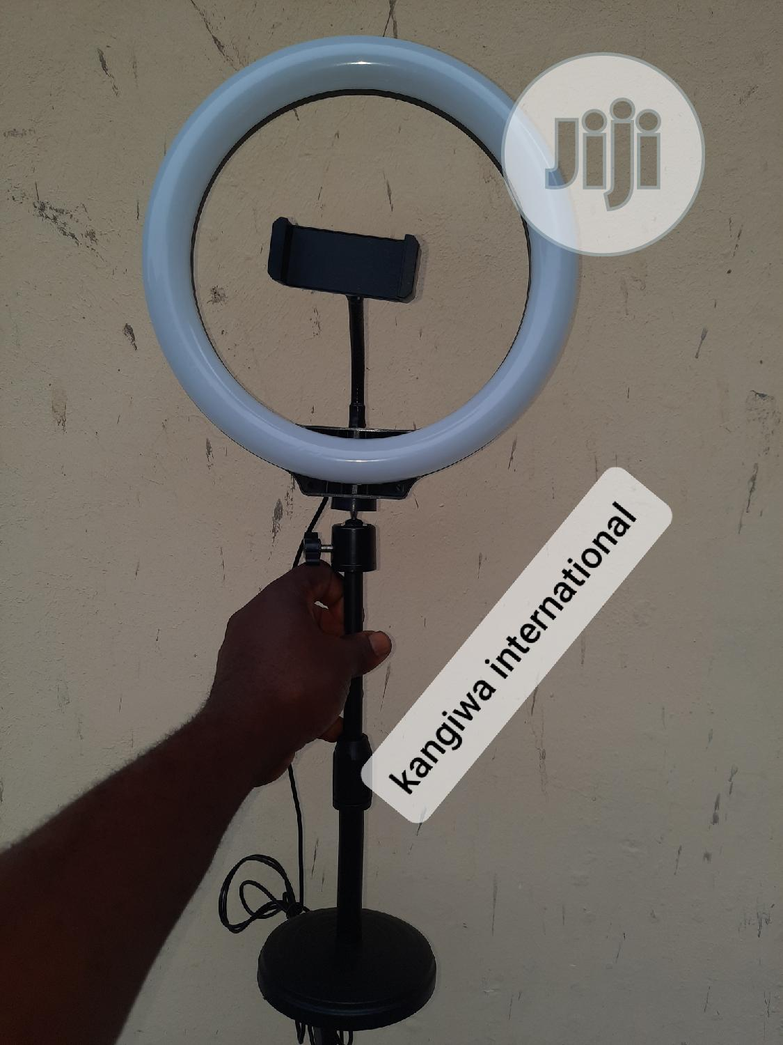 Table Top Ringlight | Accessories & Supplies for Electronics for sale in Lagos Island (Eko), Lagos State, Nigeria