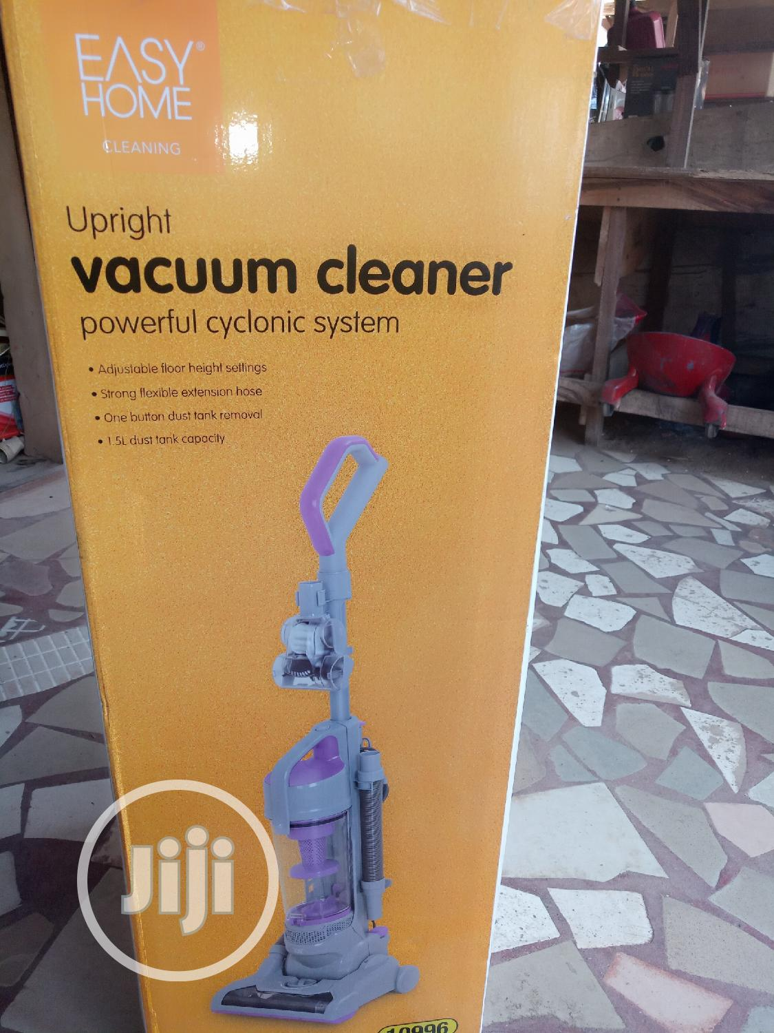 Easyhome Upright Vacuum Cleaner 1200watts. | Home Appliances for sale in Ojo, Lagos State, Nigeria