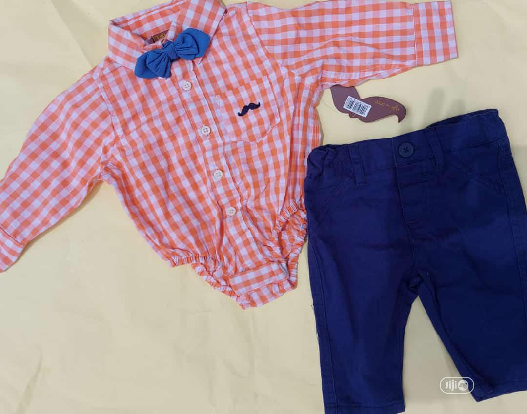 Baby Boys Cloth