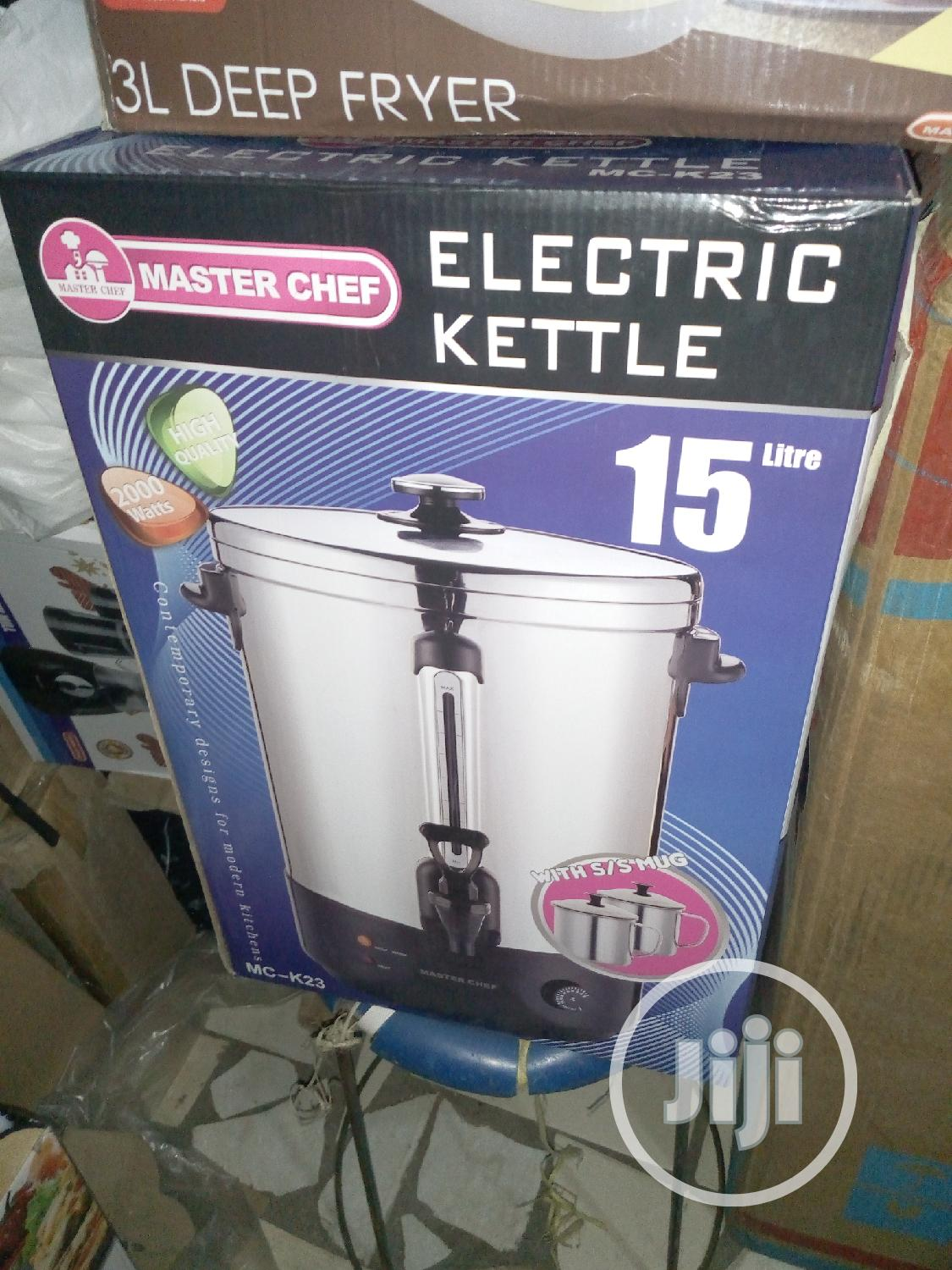 Archive: Electric Kettle