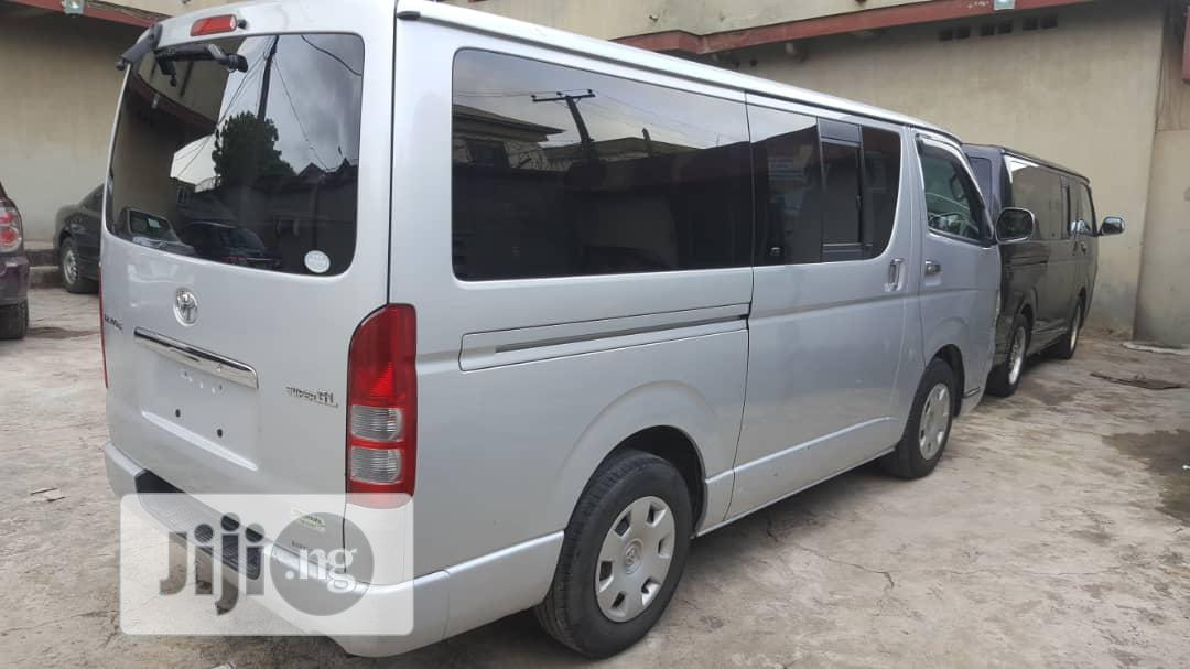 Righty.. Toyota Hiace Hummer Bus,2007 Model, Japan.. | Buses & Microbuses for sale in Ojo, Lagos State, Nigeria