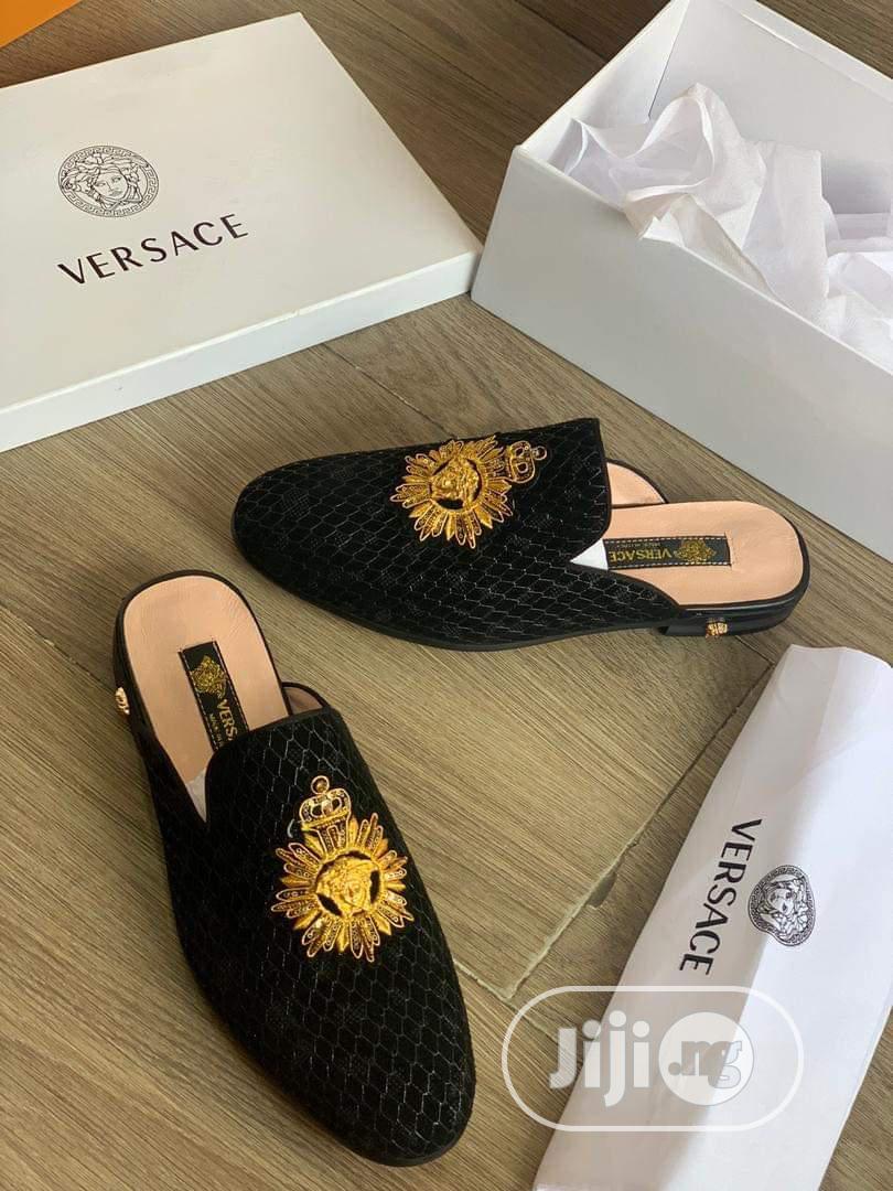 Versace Half Shoe