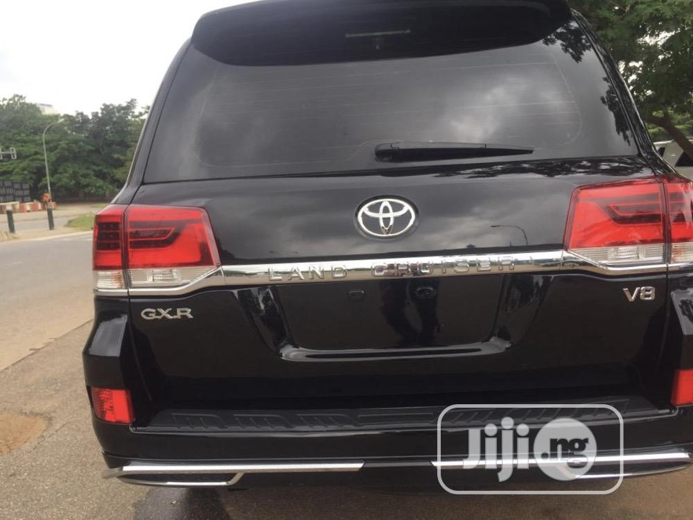 Toyota Land Cruiser 2012 Black | Cars for sale in Central Business Dis, Abuja (FCT) State, Nigeria