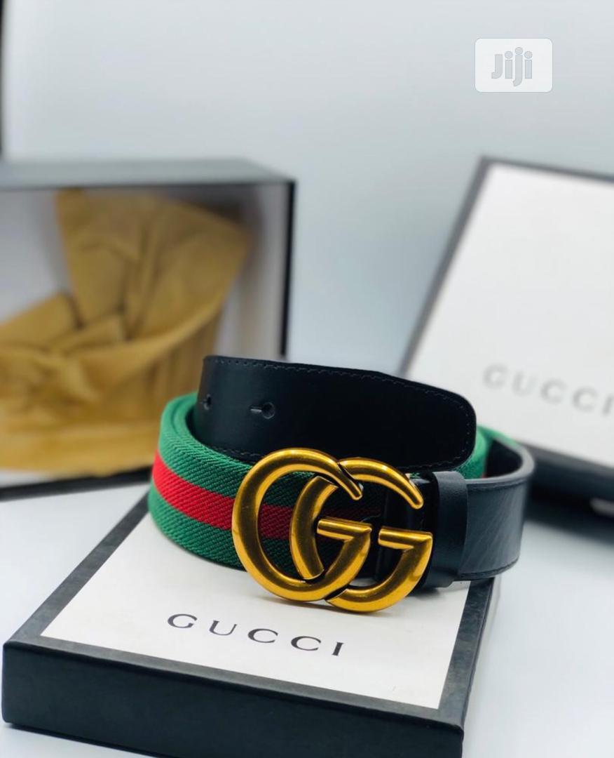 Archive: Gucci Designer Original Belt With Affordable Price