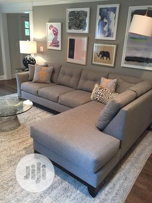 Unique Modern Design L Shape | Furniture for sale in Lagos State, Oshodi