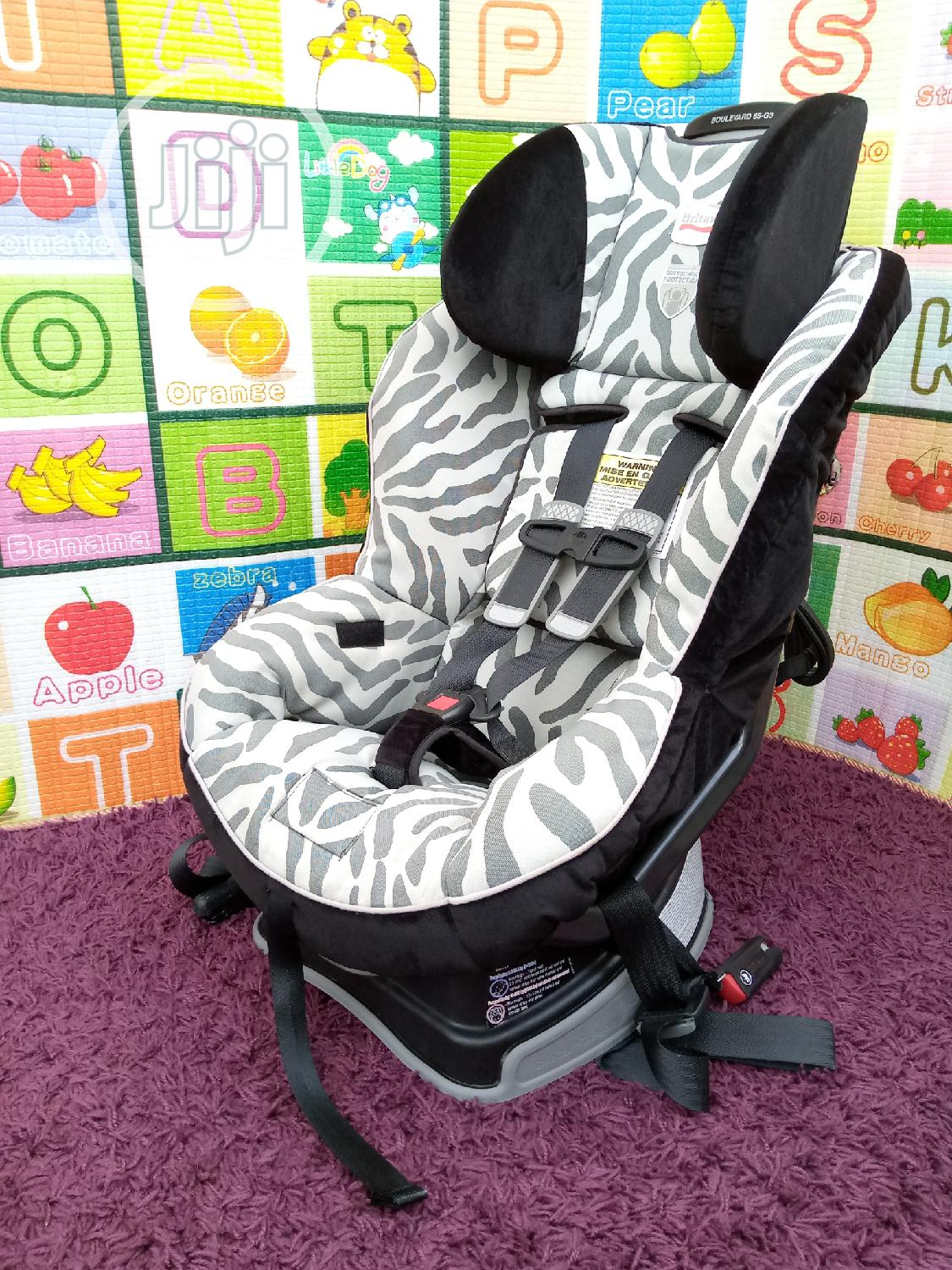 Uk Used Britax Boulevard 65 G3 Convertible Car Seat | Children's Gear & Safety for sale in Surulere, Lagos State, Nigeria