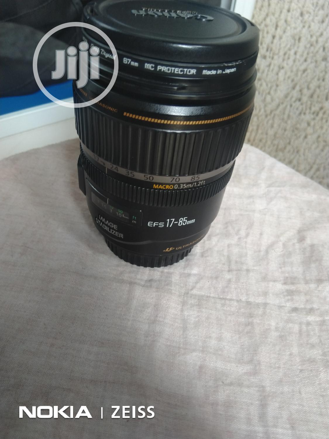 Canon 17-85mm Lens | Accessories & Supplies for Electronics for sale in Ikeja, Lagos State, Nigeria