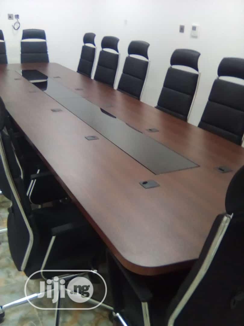 Archive: Executive Director Conference Table