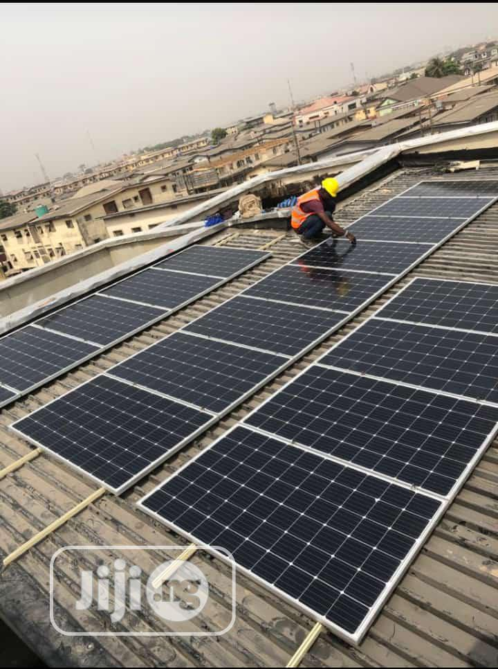 Solar Pannel Inverter And Installation