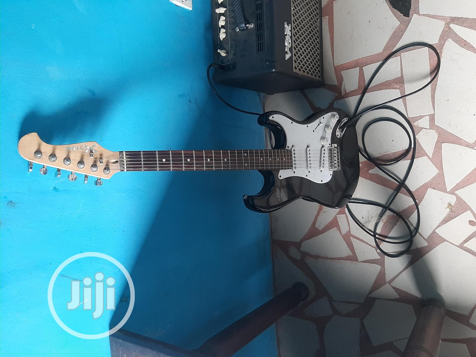 Archive: Used Original Quality Electric Guitar