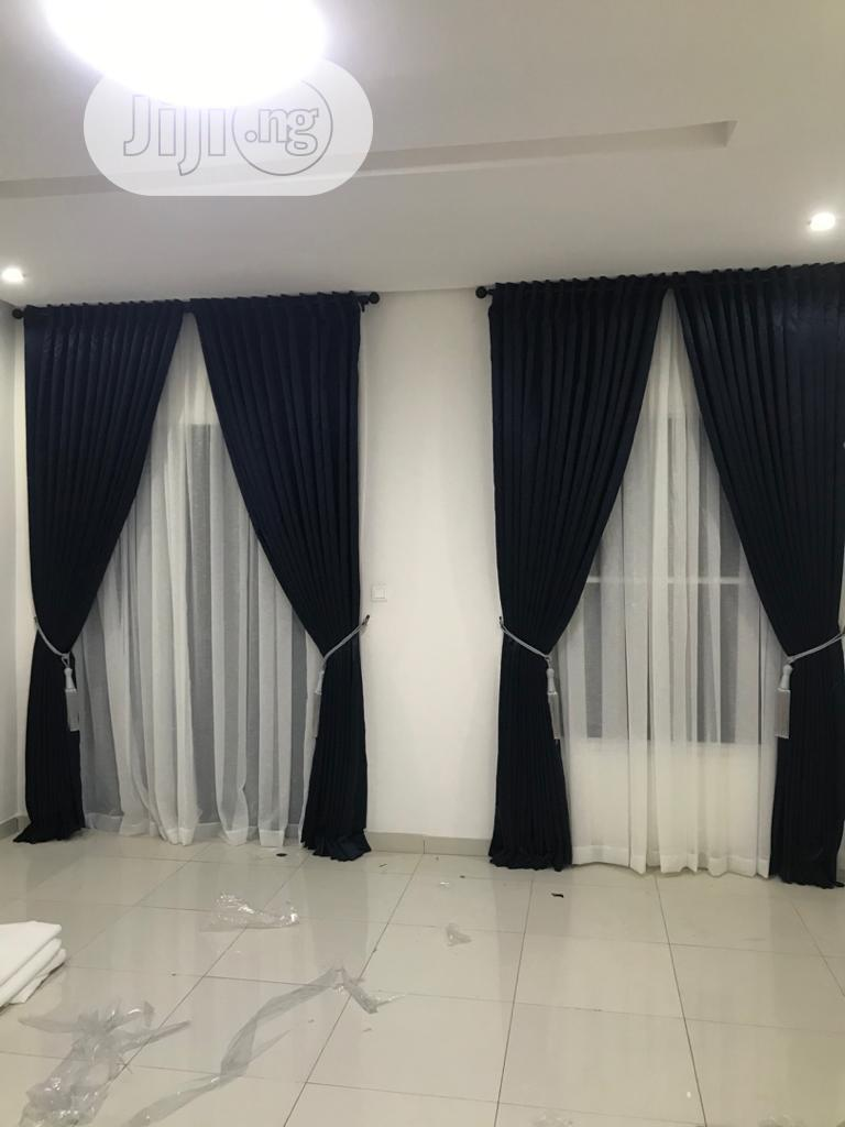 Quality Italian Curtain's Available For Your Homes