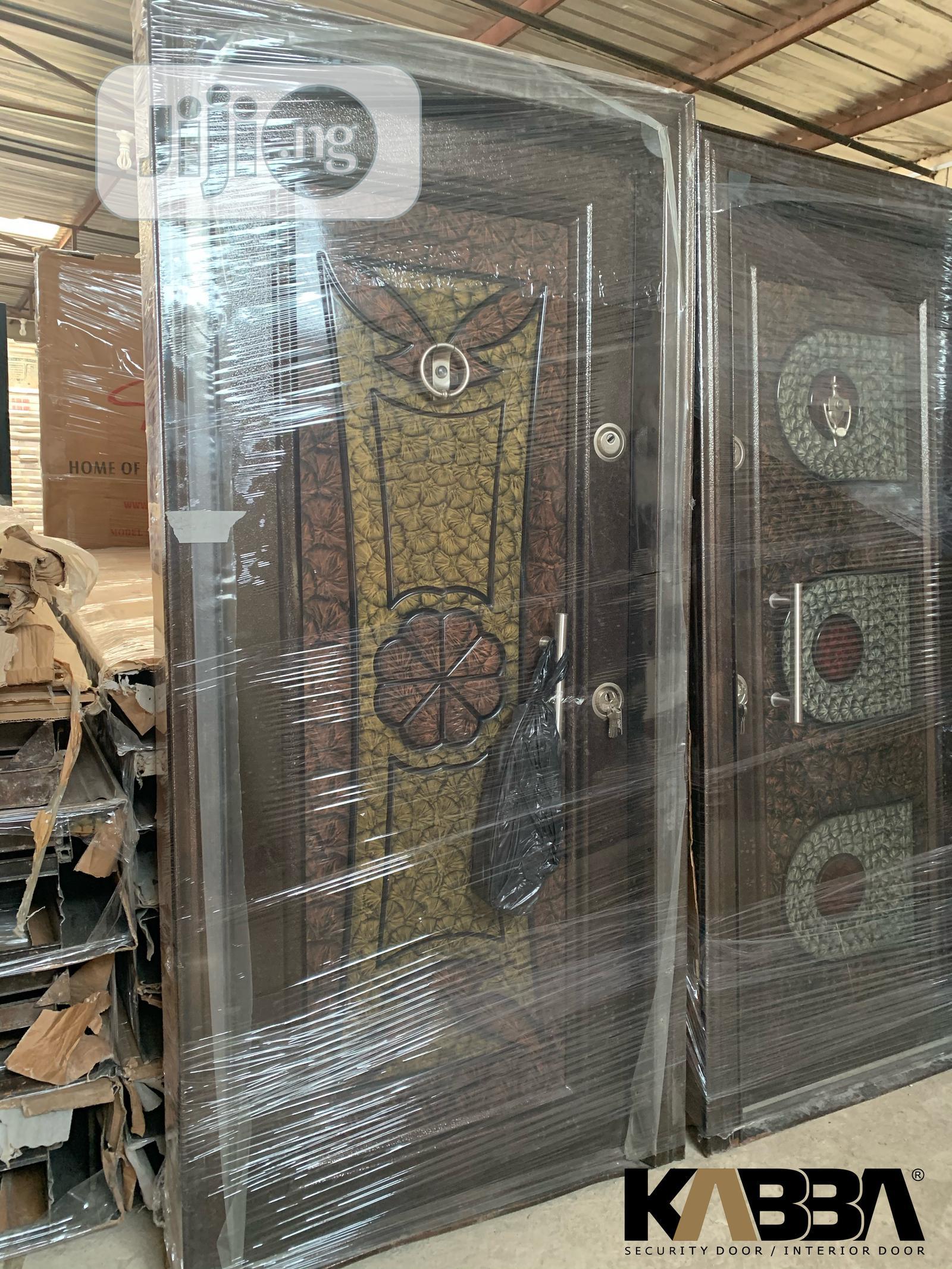 Turkish Classic Pompom Security Door