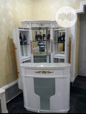 Executive Wine Bar With Chair | Furniture for sale in Abuja (FCT) State, Wuse