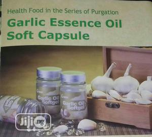 Fohow Garlic Oil Soft Gel | Vitamins & Supplements for sale in Lagos State, Amuwo-Odofin