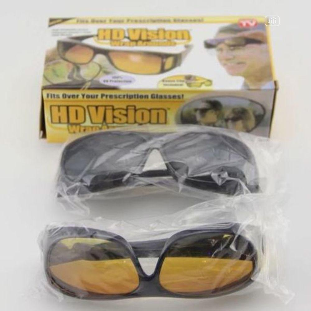 2 In 1 HD Night Vision Glasses
