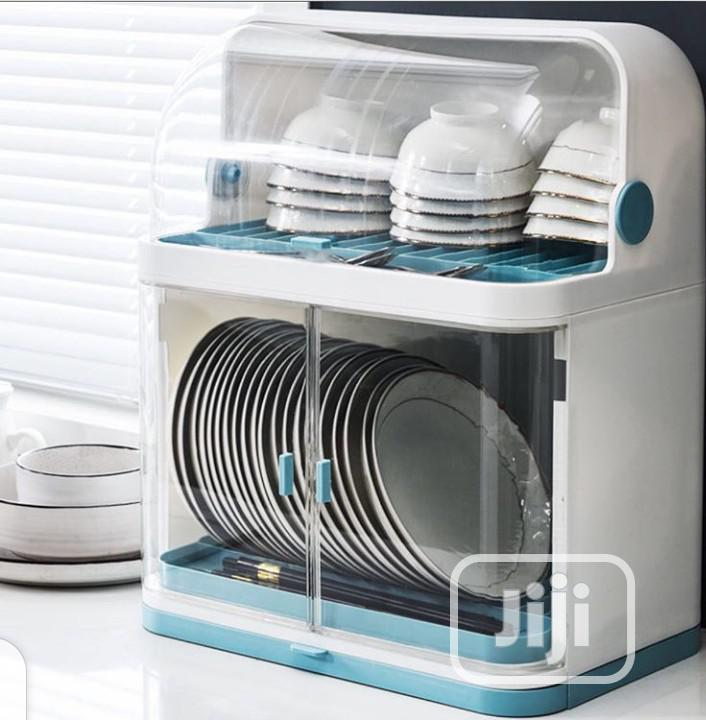 Portable Plate Rack