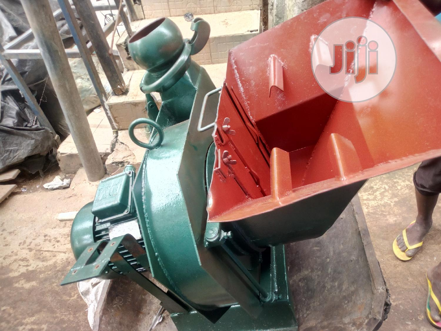 Inductrial Crusher/Hammer Mill