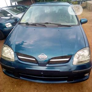 Nissan Almera 2004 Tino Blue | Cars for sale in Oyo State, Ibadan