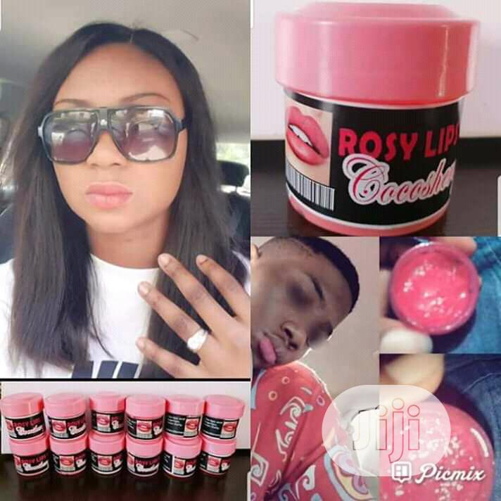 Organic Pink Lip Cream | Makeup for sale in Port-Harcourt, Rivers State, Nigeria