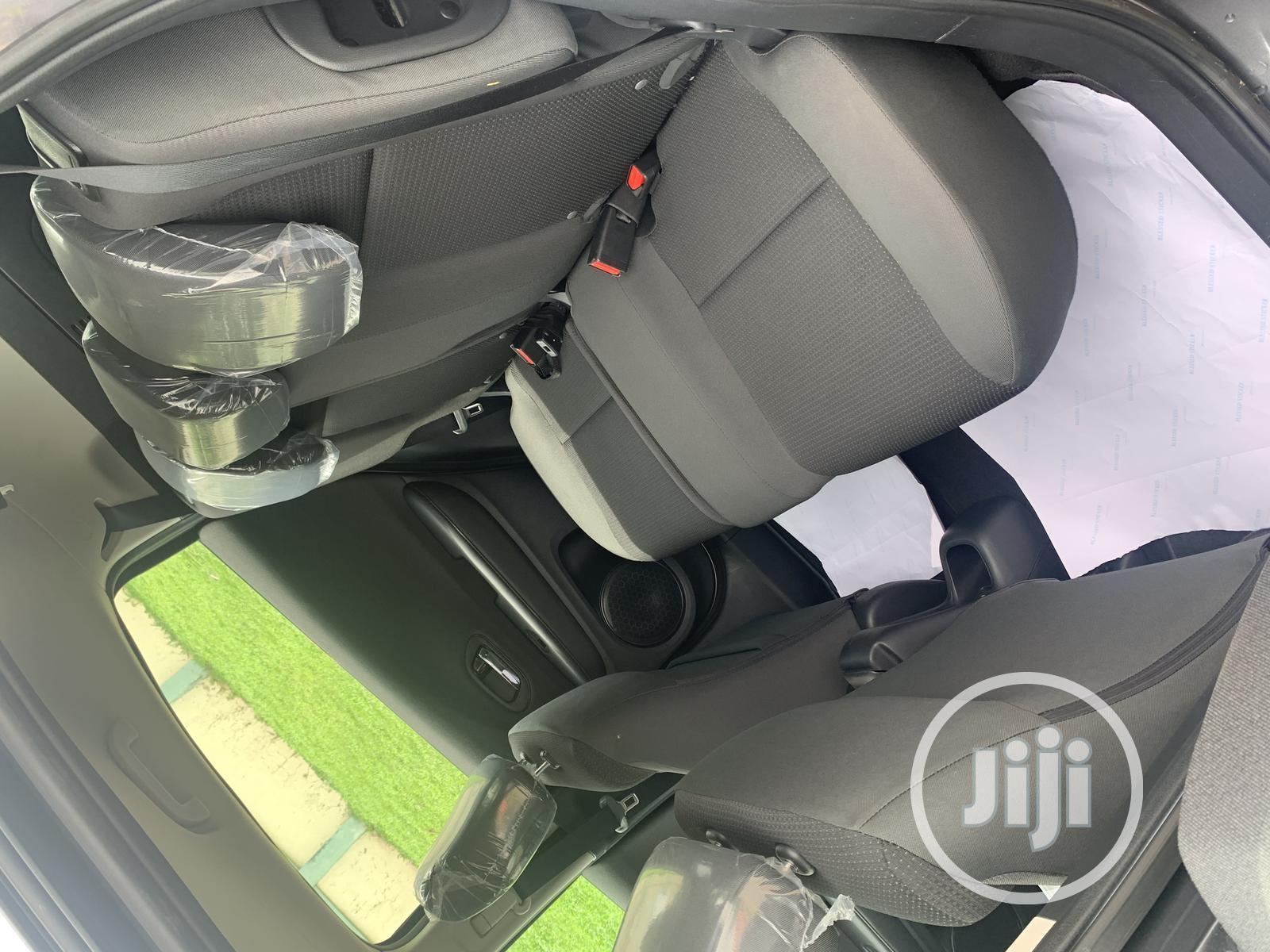 Archive: Honda HR-V 2019 Gray