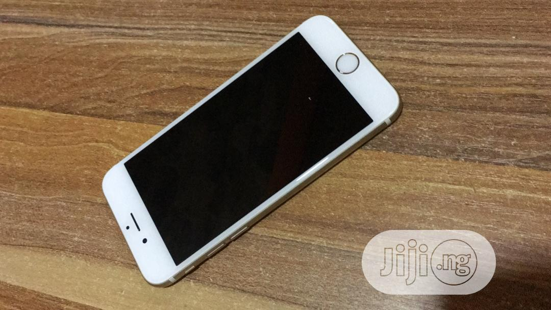 Apple iPhone 6s 64 GB Silver | Mobile Phones for sale in Mushin, Lagos State, Nigeria