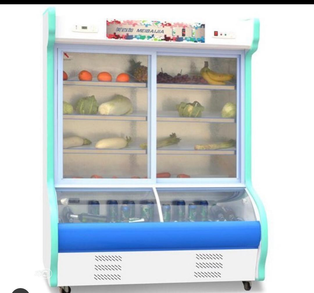 Vegetable Chillers
