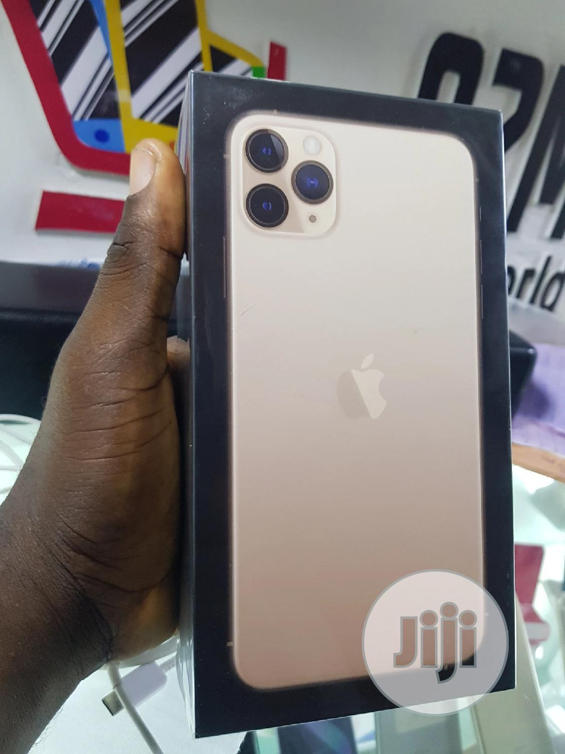 New Apple iPhone 11 Pro Max 64 GB Gold | Mobile Phones for sale in Ikeja, Lagos State, Nigeria