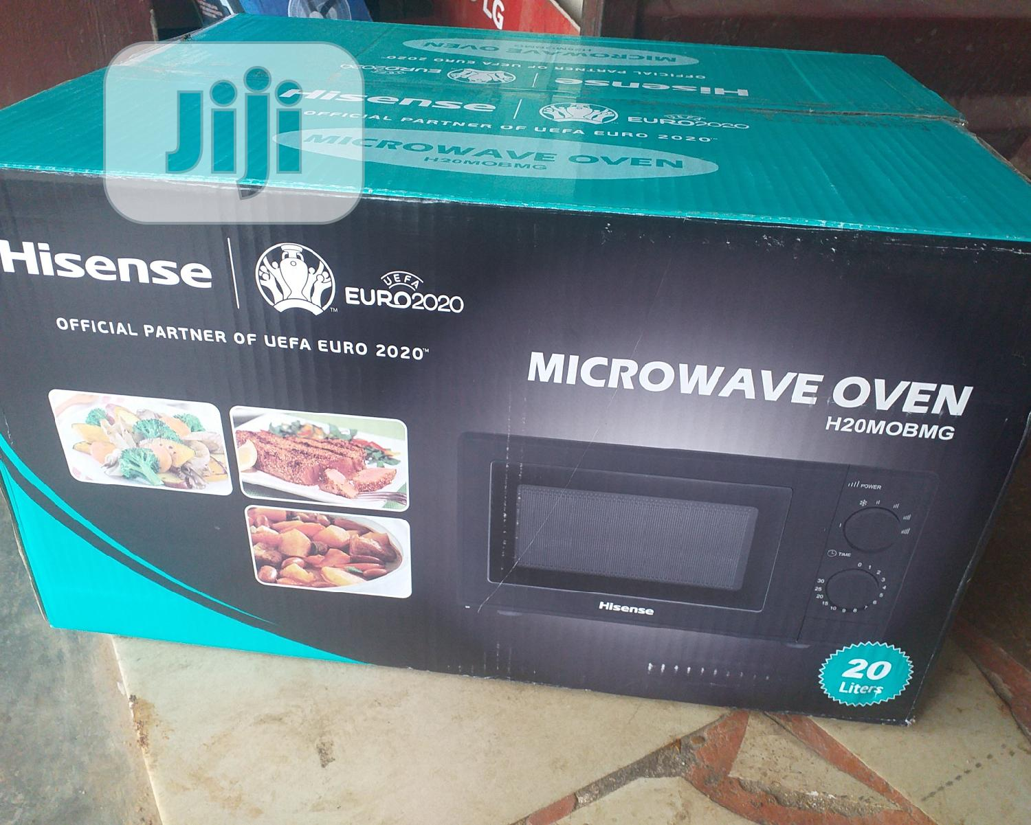 Hisense Microwave Oven H20mobmg