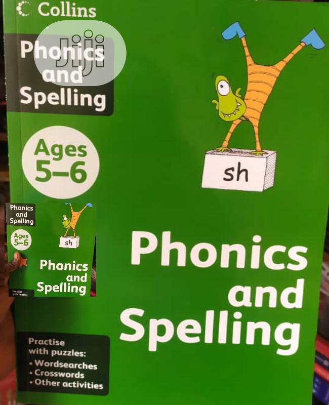 Phonics And Spelling Age 5-6