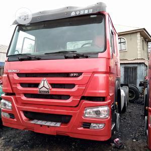 Tokunbo 371 HOWO Ten Tyres Trailer Head Truck 2017 Model   Trucks & Trailers for sale in Lagos State, Apapa