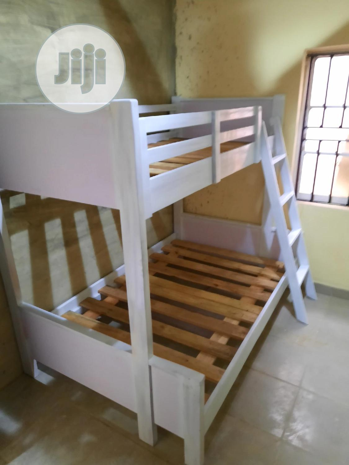 4feet Down 3ft Up .Quality Wooden Bunk