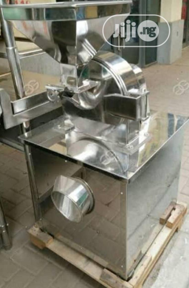 Stainless Steel Commercial Grinder