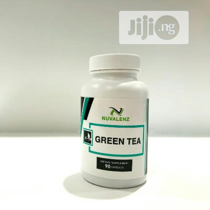Nuvalenz Green Tea Extract X 90