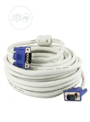 VGA 50M Cable   Accessories & Supplies for Electronics for sale in Lagos State, Ikeja
