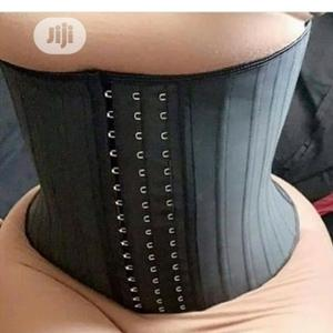 Original 3 Hook Adjustable 25steelbone Latex Waist Trainer | Clothing Accessories for sale in Rivers State, Port-Harcourt