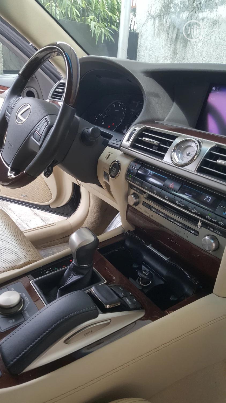 Lexus LS 2016 Black | Cars for sale in Victoria Island, Lagos State, Nigeria