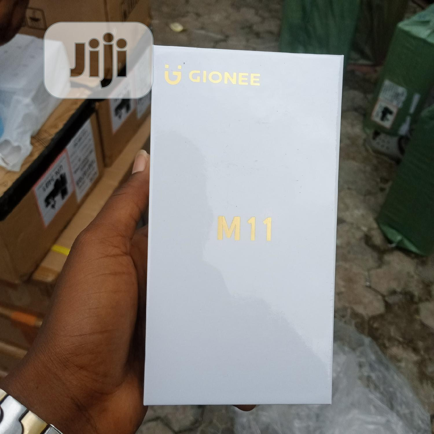 New Gionee M11 64 GB Black | Mobile Phones for sale in Yaba, Lagos State, Nigeria