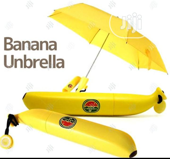 Archive: Banana Umbrella