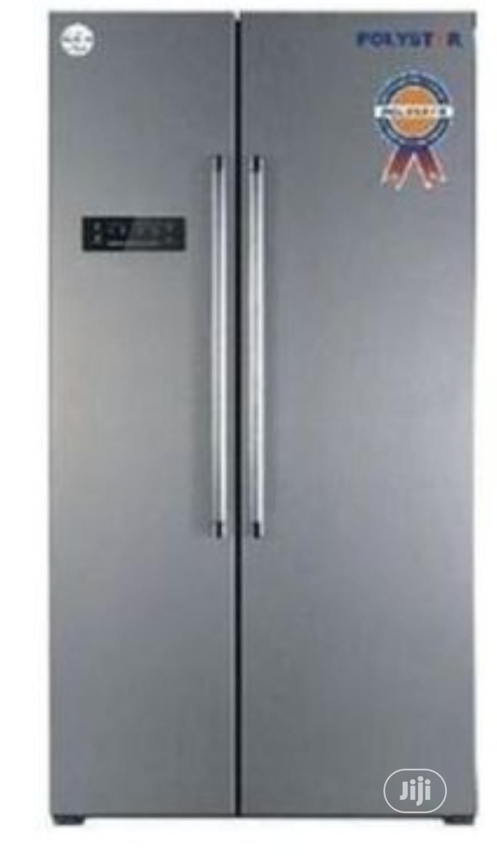 Polystar Side By Side Refrigerator Reference