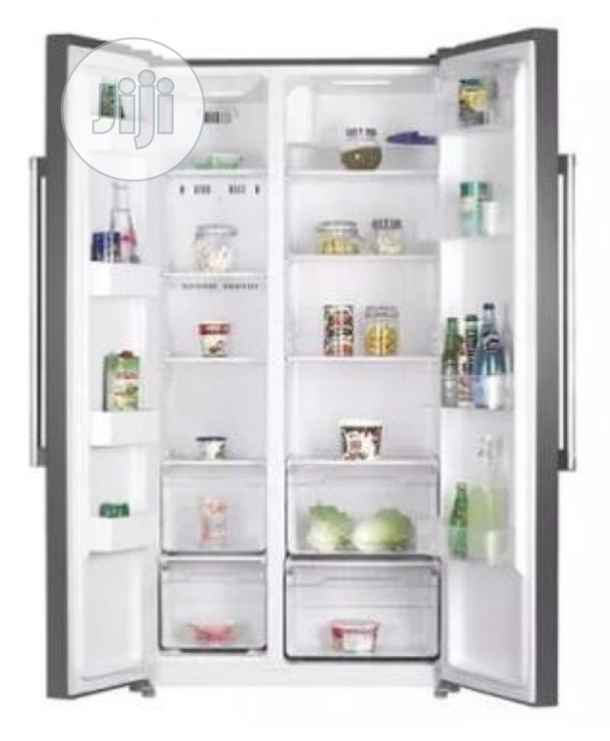 Polystar Side By Side Refrigerator Reference   Kitchen Appliances for sale in Ojo, Lagos State, Nigeria