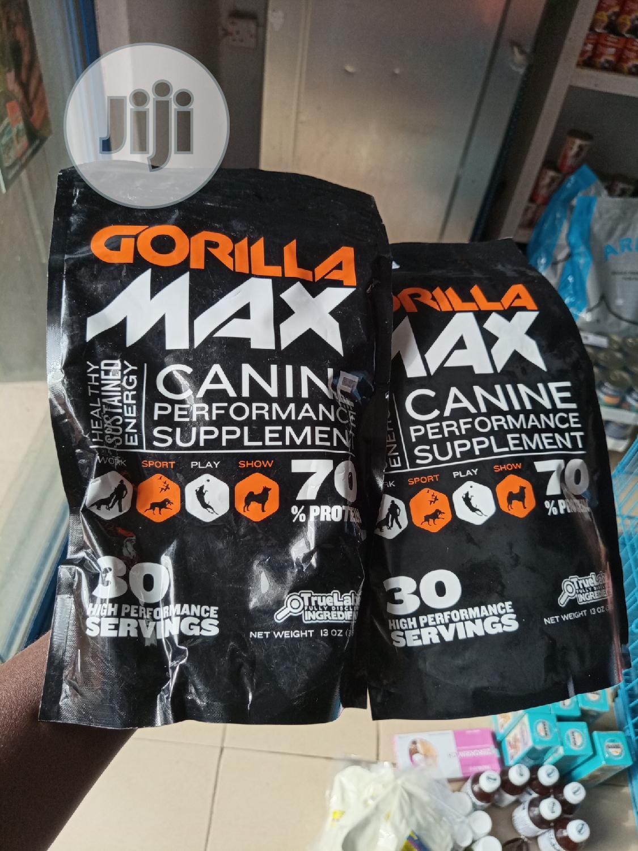 Gorilla Max Supplement | Pet's Accessories for sale in Ibadan, Oyo State, Nigeria