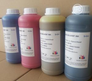 Original Dx5/Xp600 Yinghe Eco Solvent Refill Ink | Accessories & Supplies for Electronics for sale in Imo State, Owerri