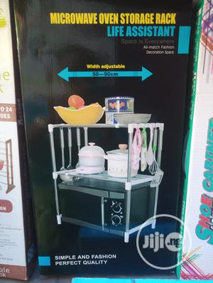Micro Wave Oven Storage Rack | Kitchen & Dining for sale in Lagos State, Gbagada