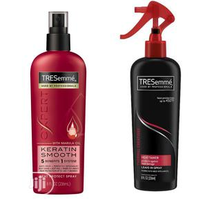 Tresemme Heat Tamer Spray   Hair Beauty for sale in Rivers State, Port-Harcourt