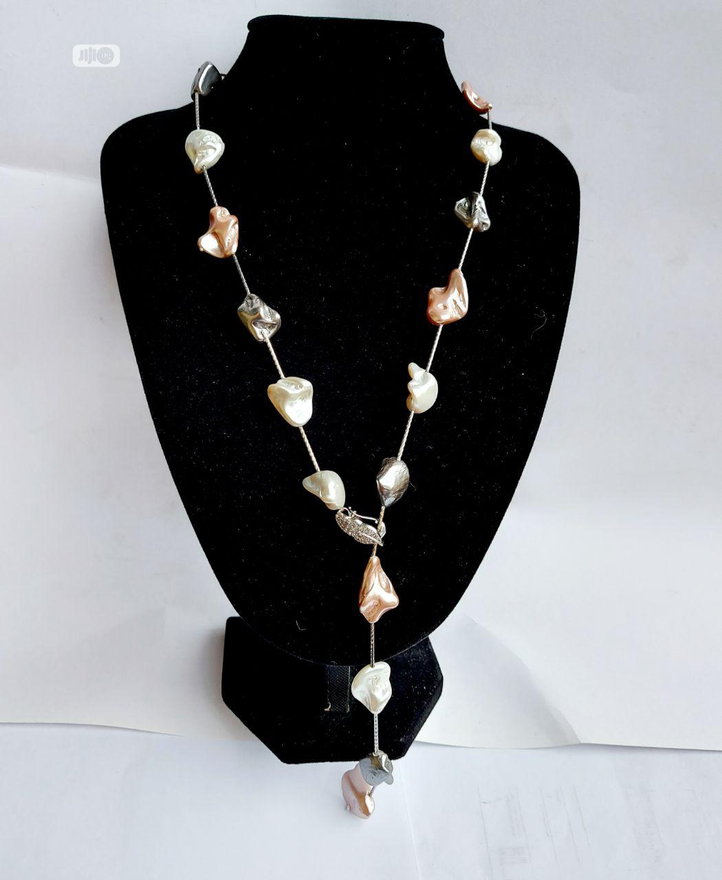 Ladies Luxury Long Chains