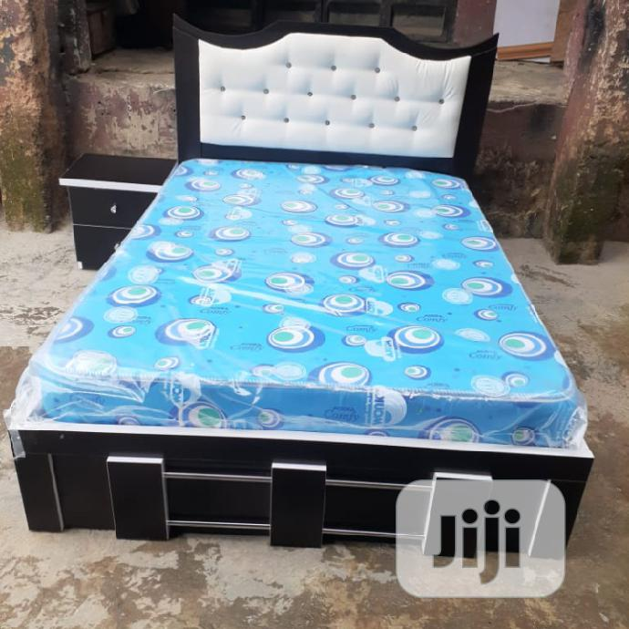 Good Quality Bed Set With Foam